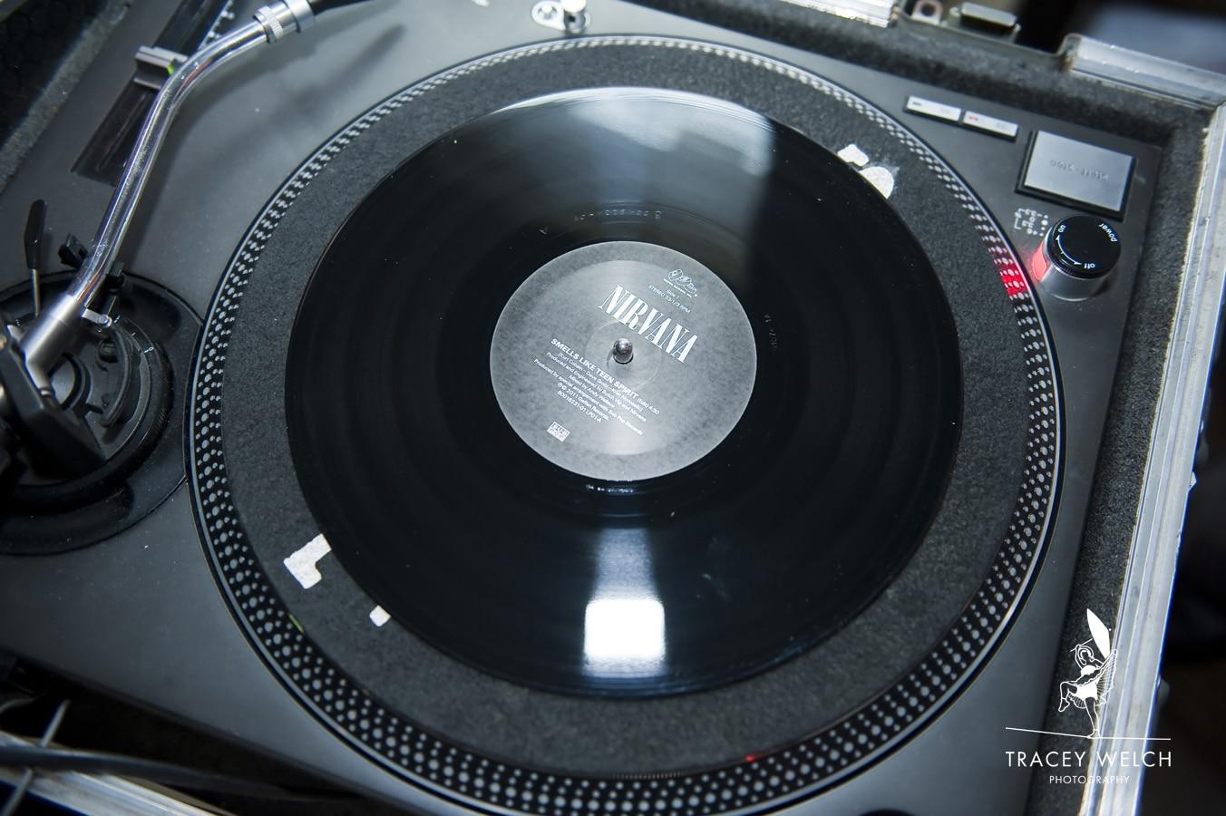 Suit & Vinyl