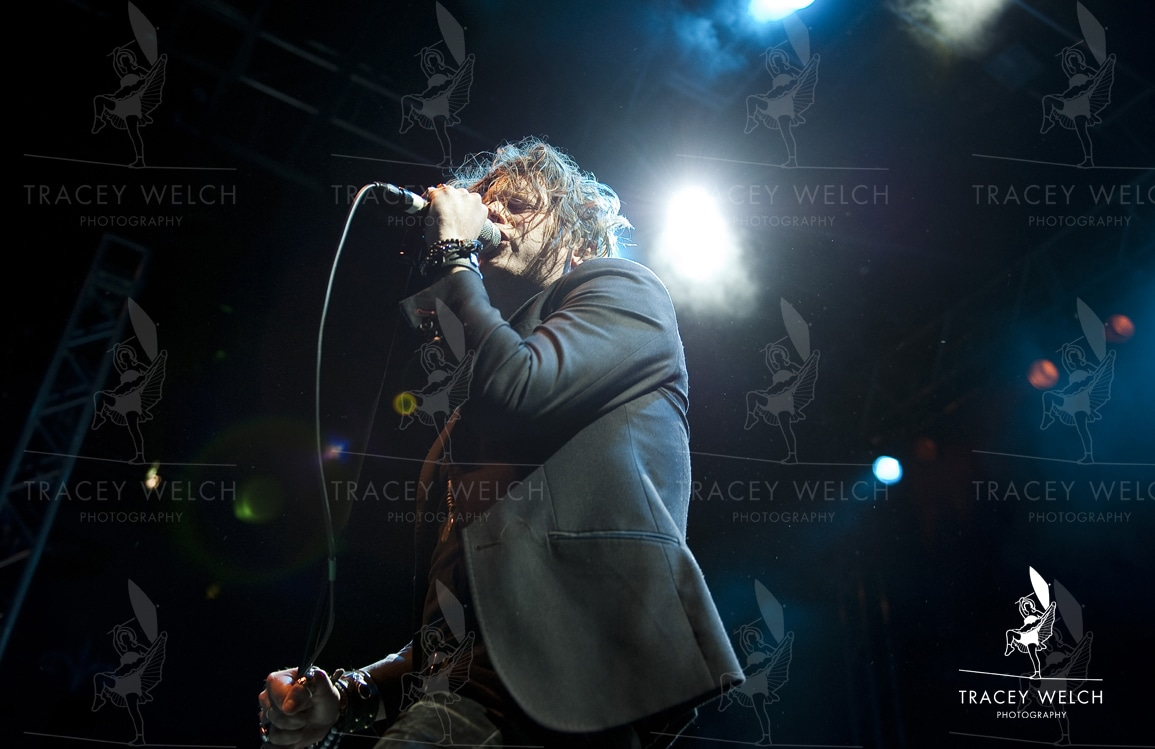 Rival sons in concert at o2 Academy Leeds Britian 28th march 15
