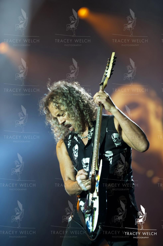 Metallica Leeds Festival 30thAugust 2015