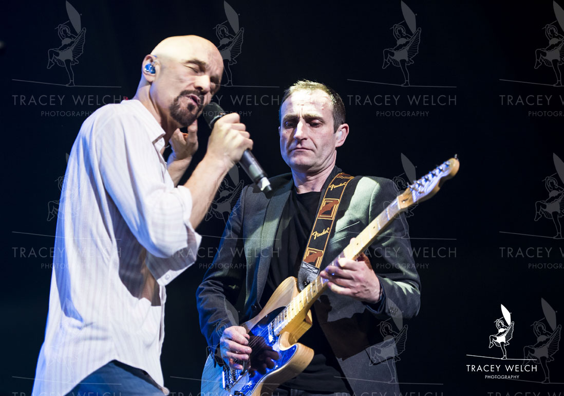 Saul Davies, Tim Booth