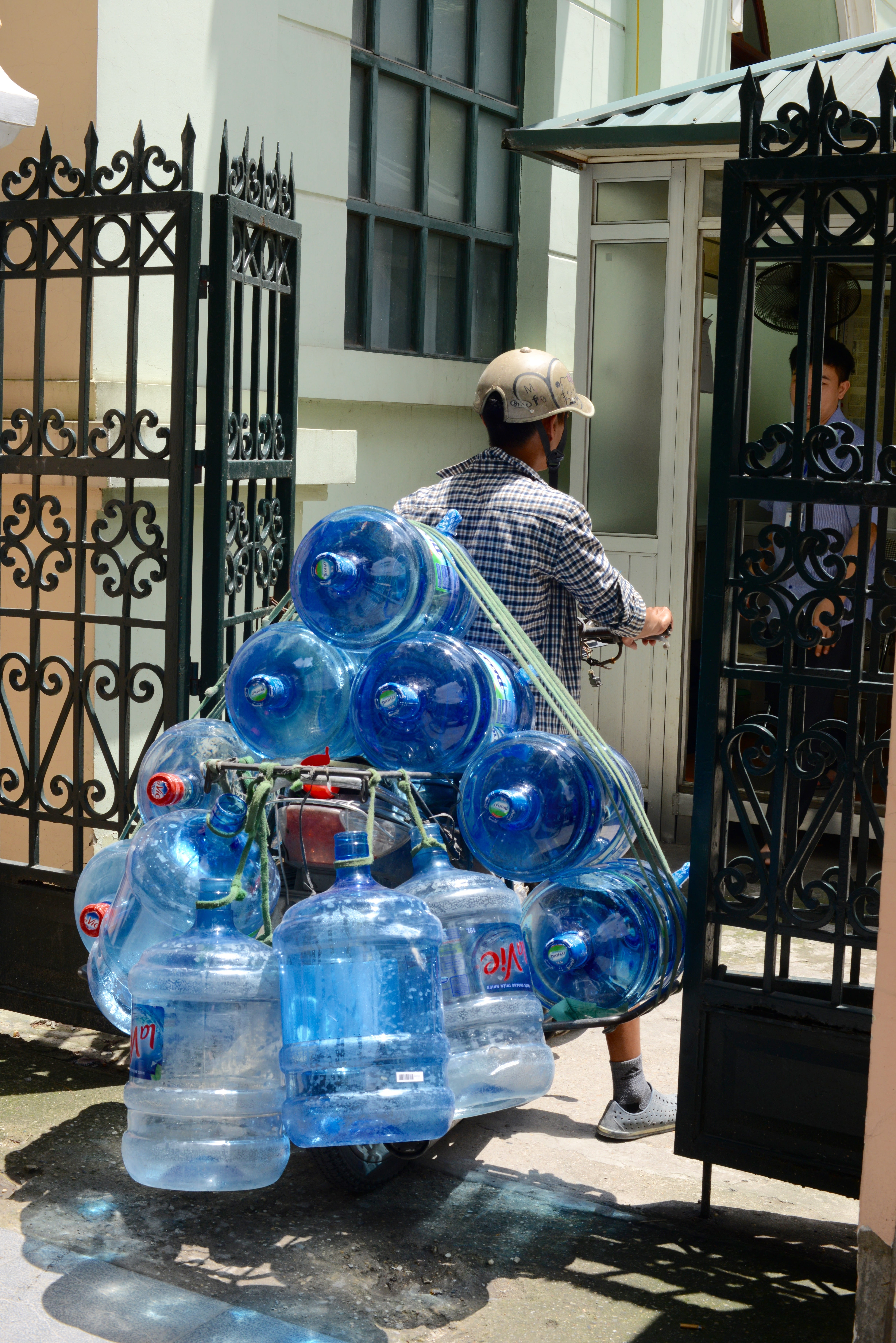 water carry